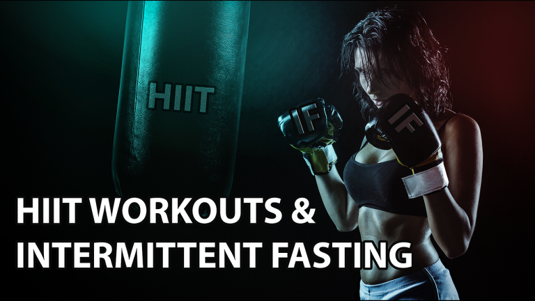 "Ep 3 & 4: HIIT and Intermittent Fasting: The ""Need to Know"" Info and More (Way More!)"