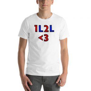 1L2L <3 Shirt (Men)