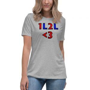 1L2L <3 Shirt (Women)