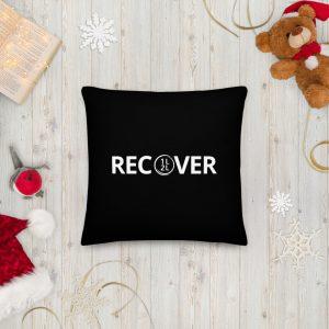 """""""Recover"""" Premium Pillow"""